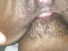 Ebano si fa mangiare il culo