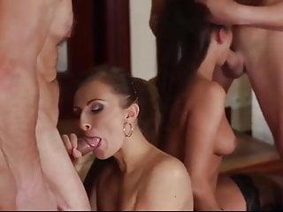 Swinger orgie