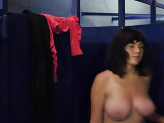 Celebrities Big Tits Big Natural Tits video: buxom Kailey Marie Harris as Carlee pt 3