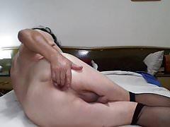 mon culo con dildo