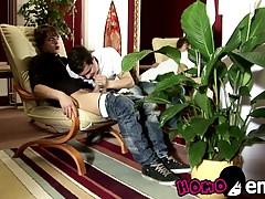 Lascivious twink friends Ricco Luna and Mario Luna make love raw   Porn-Update.com