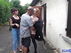 Sodomia per Morgane prova tutto prima del matrimonio