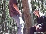 Sex In The Italian Woods