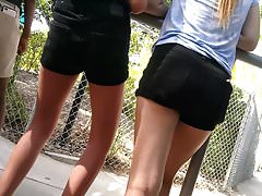 Teens In Shorts 61 Part 2