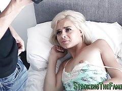 Mała nastolatka kurwa