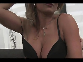 Awesome Cougar Actress And Young Guy