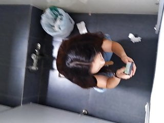 Pissing Hidden Camera Hd Videos video: china toilet spy 28
