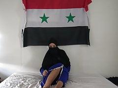 Sexy danza araba siriana