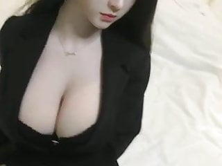Cowgirl video: Realistic Adult Love Doll