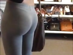 wonderful body of gray workout pants