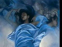 Peintures atmosphériques d'Antonio Macedo