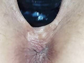 Sex Toys Dildo Pussy video: Creamy dildo play 2