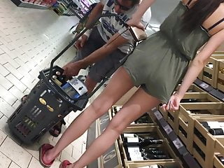 Public Nudity Upskirts video: Legs