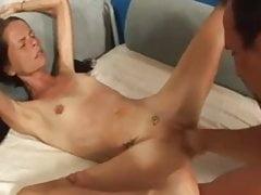 Italien maigre mature