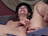 Lynn Mature MILF Masturbation Fun In Bed