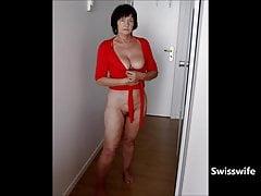 Schweizerfrau