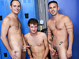 Gay locker room
