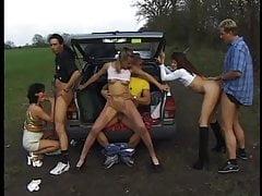 Durchgefickte Tramper-fotzen (2001)
