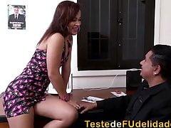 Seks w biurze zastępcy