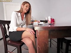 Collants footjobs