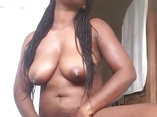 Black real africa mom nudes