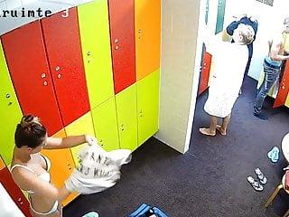 Hidden Camera Hd Videos video: Hidden camera in the locker room 11