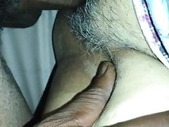 DaCaptainAndMimosa In HIT IHRE PHAT HAIRY PUSSY POV