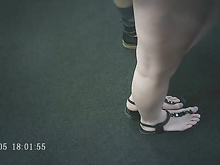 Apologise that, Sexy feet hidden cam for