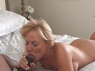 Mature Bbc Porn For Women video: blonde milf loves black cock