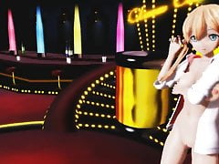 MMD - Prince Eugen Nude Dance 2