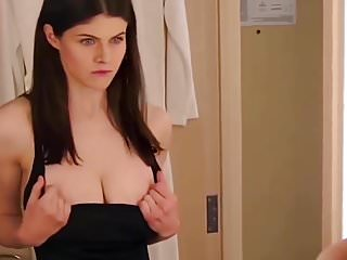 Big Tits Hd Videos video: Alexandera Daddario