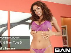 BANG.com: Latinas mit einem großen saftigen Arsch und einer engen Muschi