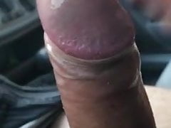 Cheating Co Worker Sucking In Car