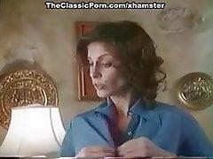 Kay Parker, John Leslie in vintage xxx clip con grande sesso