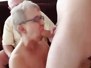 3some,Danish,Granny,Shares Wife,Wife