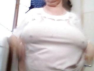 Voyeur Mature Wife video: My wife 29