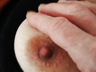 Massage Fingering Tits video: silke