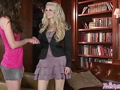 Kiedy dziewczyny grają - Rilee Marks Bree Daniels w terapii