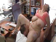 Curvy Office Fuck