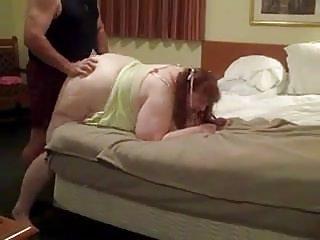 Milfs Amateur Bbw video: Nasty BBW wife hard doggy fuck