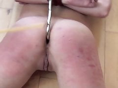 Casey Anal Hook Spanking