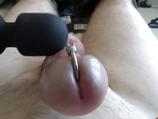 Vibration fun with precum ll