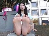 Soles Asian Girl
