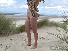 CARLA ESCAPADE IN THE DUNES
