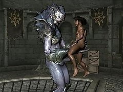 Skyrim-Monster II