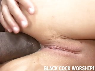 What my pussy needs is a big black cock