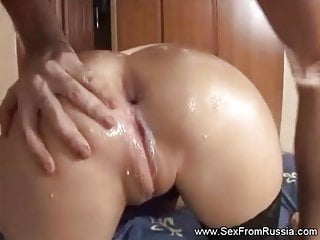 Teen Redhead xxx: Stretch That Tight Russian Ass Please