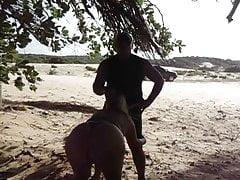 sexe dans les dunes