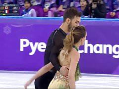 Olympic Figure Skating oops!