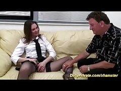 extreme anal and deepthroat girl